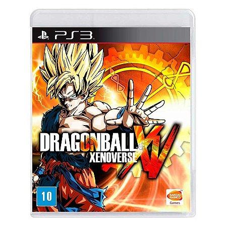 Jogo Dragon Ball: Xenoverse - PS3