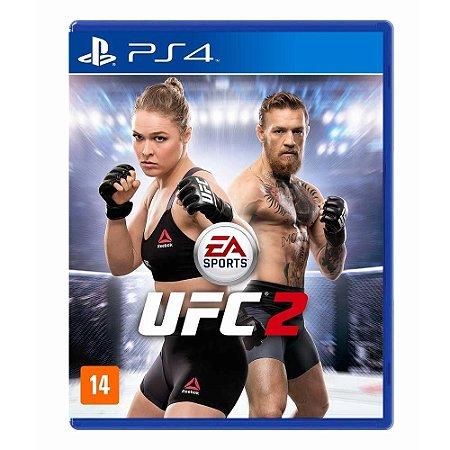 Jogo EA Sports UFC 2 - PS4