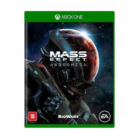 Jogo Mass Effect: Andromeda - Xbox One