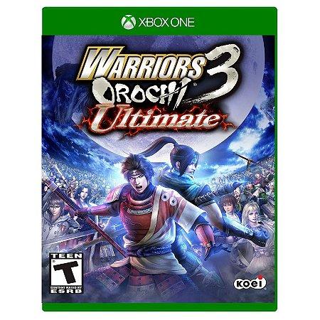 Jogo Warriors Orochi 3 Ultimate - Xbox One