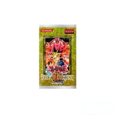 Pack de cartas Yu-Gi-Oh! Ascenção do Destino em português