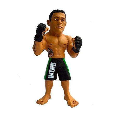 "Action Figure UFC Vitor Belfort ""The Phenom"" - Modelo 1"