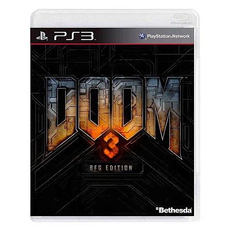 Jogo Doom 3 (BFG Edition) - PS3