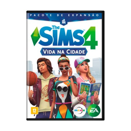 Jogo The Sims 4: Vida na Cidade - PC