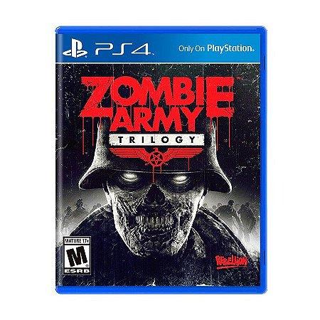 Jogo Zombie Army Trilogy - PS4