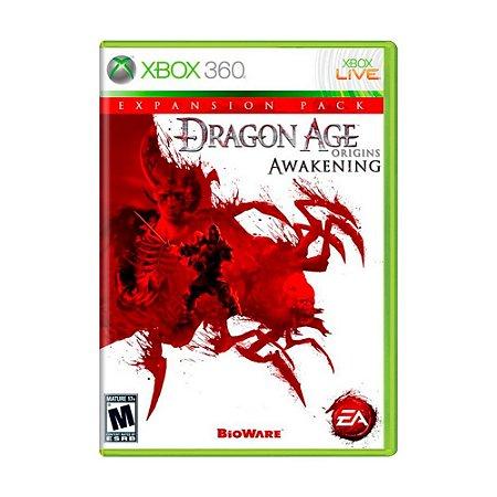 Jogo Dragon Age: Origins Awakening - Xbox 360