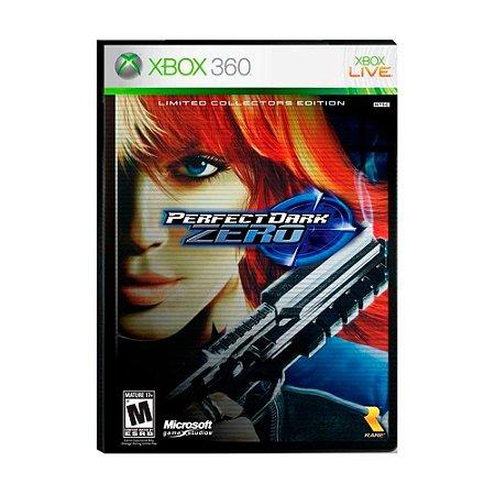 Jogo Perfect Dark Zero (Limited Collector's Edition) - Xbox 360