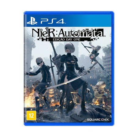 Jogo NieR: Automata (Edição Day One) - PS4