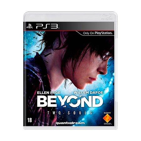 Jogo BEYOND: Two Souls - PS3