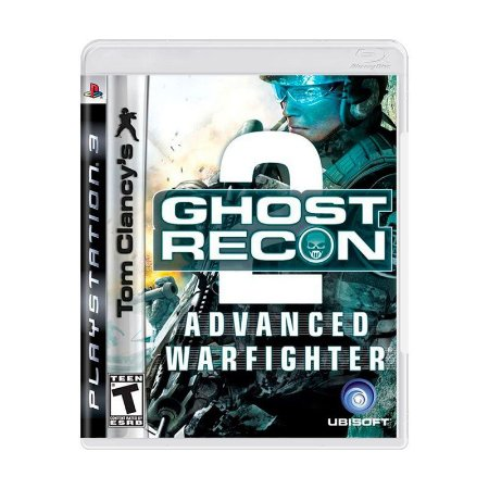Jogo Tom Clancy's: Ghost Recon Advanced Warfighter - PS3