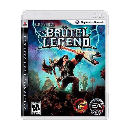 Jogo Brütal Legend - PS3