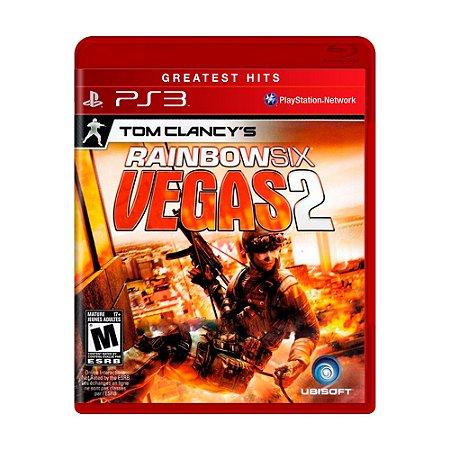 Jogo Tom Clancy's Rainbow Six: Vegas 2 - PS3