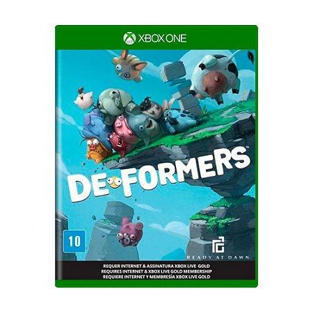 Jogo De-Formers - Xbox One