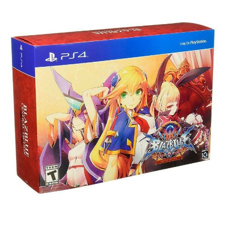 Jogo Blazblue: Central Fiction (Limited Edition) - PS4