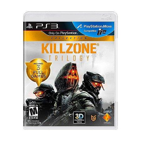 Jogo Killzone Trilogy Collection - PS3