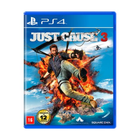Jogo Just Cause 3 - PS4