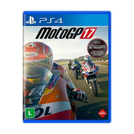 Jogo MotoGP 17 - PS4