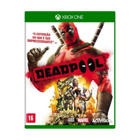 Jogo Deadpool: The Game - Xbox One