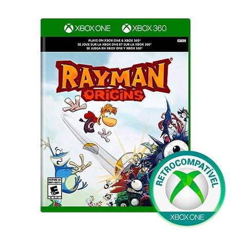 Jogo Rayman Origins - Xbox 360