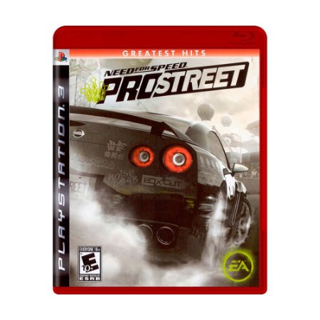 Jogo Need for Speed ProStreet - PS3
