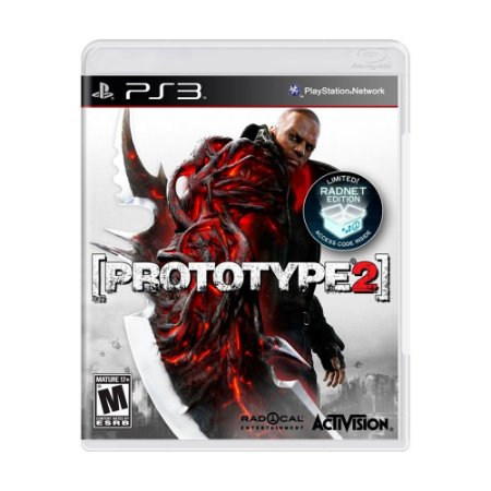 Jogo Prototype 2 (Radnet Limited Edition) - PS3