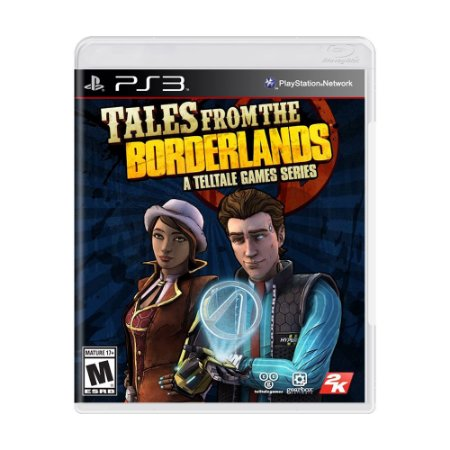 Jogo Tales from the Borderlands: A Telltale Game Series - PS3