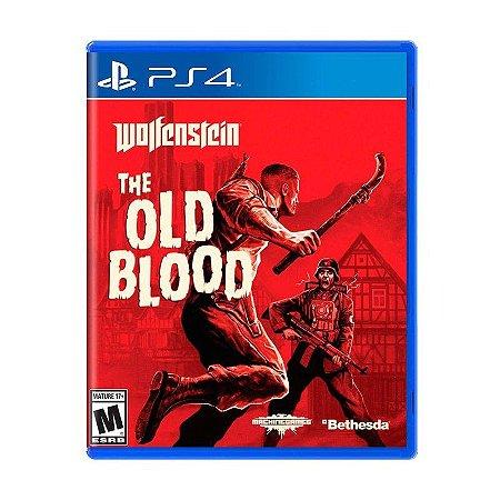 Jogo Wolfenstein: The Old Blood - PS4