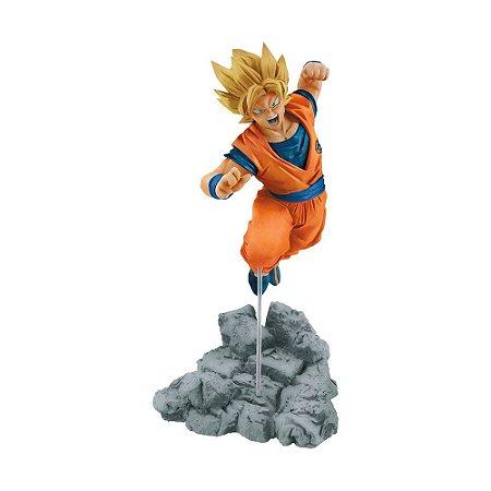 Action Figure Son Goku Dragon Ball Super - Soul x Soul - Banpresto