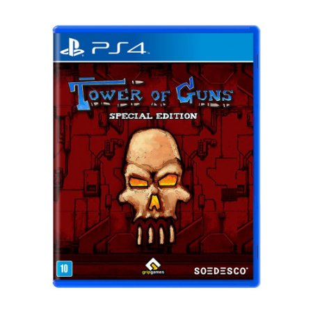 Jogo Tower of Guns (Special Edition) - PS4