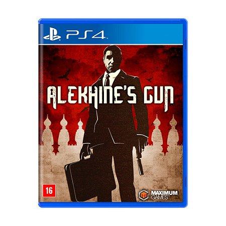 Jogo Alekhine's Gun - PS4