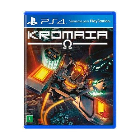 Jogo Kromaia Omega - PS4