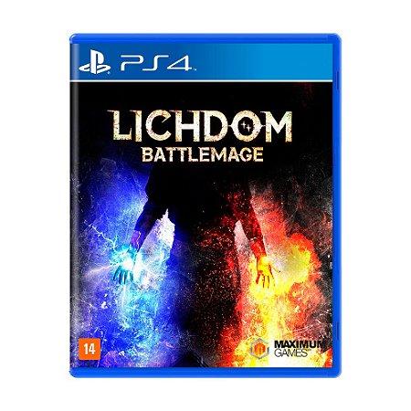 Jogo Lichdom Battlemage - PS4