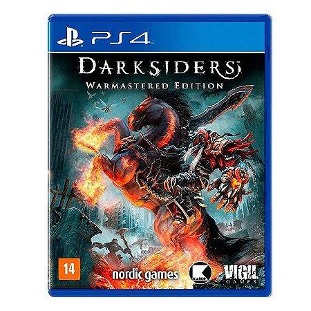 Jogo Darksiders Warmastered Edition - PS4
