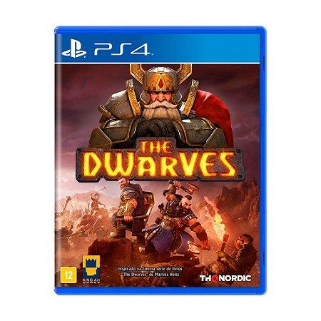 Jogo The Dwarves - PS4