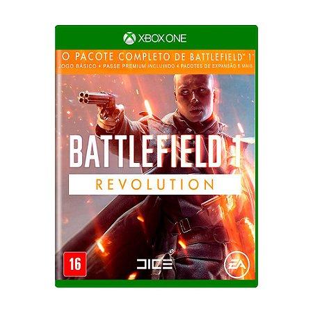 Jogo Battlefield 1: Revolution - Xbox One