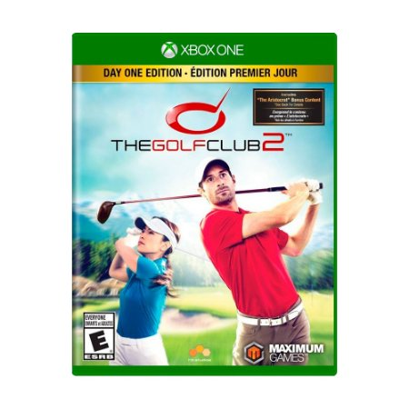 Jogo The Golf Club 2: Day One Edition - Xbox One