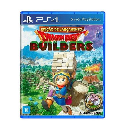Jogo Dragon Quest: Builders - PS4