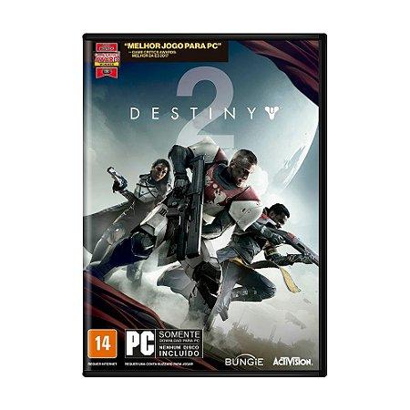 Jogo Destiny 2 - PC