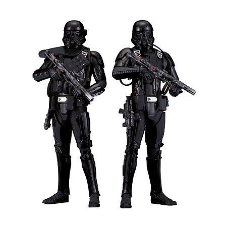 Action Figure Death trooper (2 Pack) Star Wars - Kotobukiya