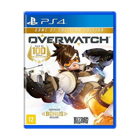 Jogo Overwatch (GOTY) - PS4