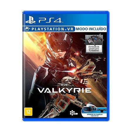 Jogo EVE: Valkyrie - PS4 VR