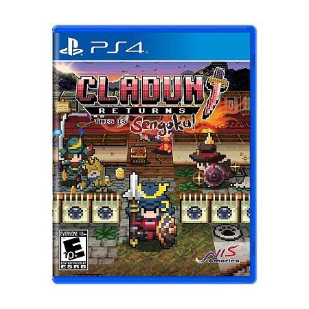 Jogo Cladun Returns: This Is Sengoku! - PS4
