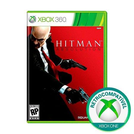 Jogo Hitman Absolution - Xbox 360