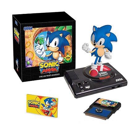 Jogo Sonic Mania (Collectors Edition) - PS4