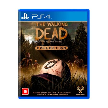Jogo The Walking Dead Collection: The Telltale Series - PS4