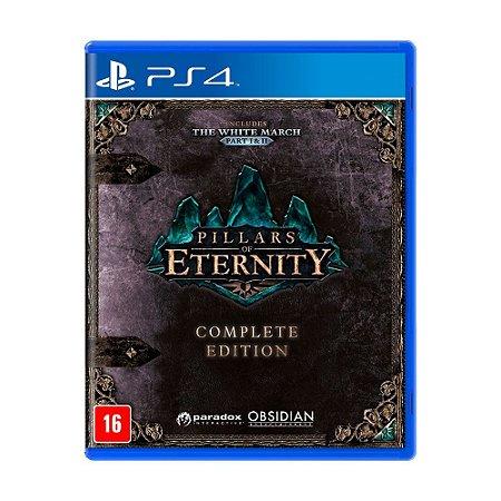 Jogo Pillars of Eternity (Complete Edition) - PS4