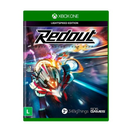 Jogo Redout (Lightspeed Edition) - Xbox One