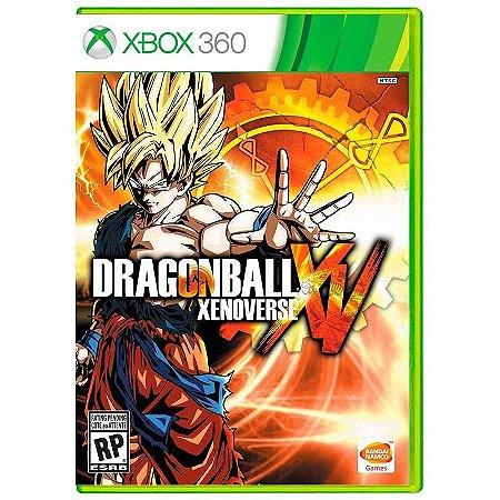 Jogo Dragon Ball: Xenoverse - Xbox 360