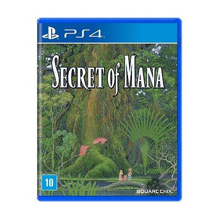 Jogo Secret of Mana - PS4