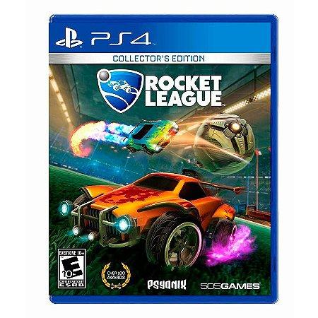 Jogo Rocket League (Collector's Edition) - PS4